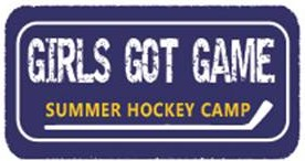 Girls Got Game Summer Hockey Camp