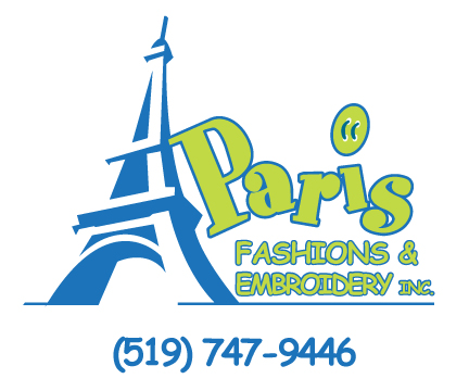 Paris Fashions & Embroidery